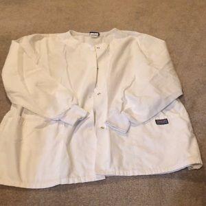 Jackets & Blazers - Cherokee lab coat